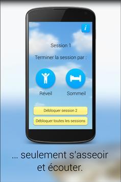 5 Minutes Détente - Méditation guidée capture d'écran 1