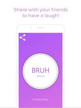 Bruh Moment - Meme Button screenshot 1