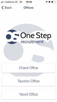 One Step Recruitment screenshot 4