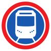 Madrid Metro-icoon
