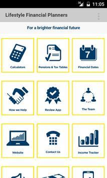 Lifestyle Financial Planners screenshot 1