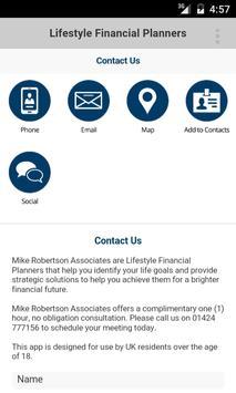 Lifestyle Financial Planners screenshot 3