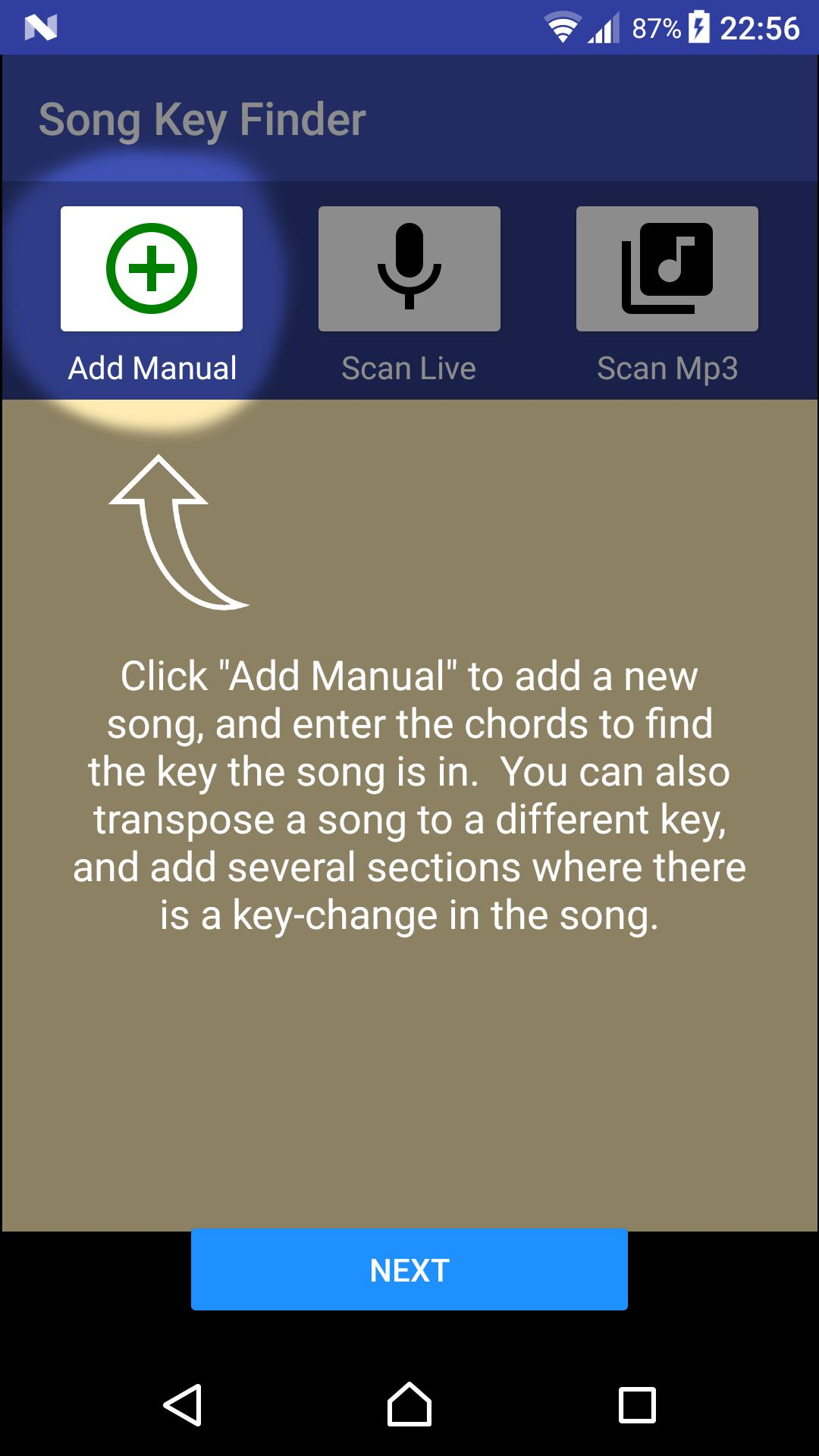 Song Key Finder for Android - APK Download