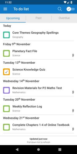 My homework helper app