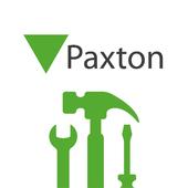Paxton Installer Zeichen