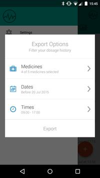 Pill Logger screenshot 2