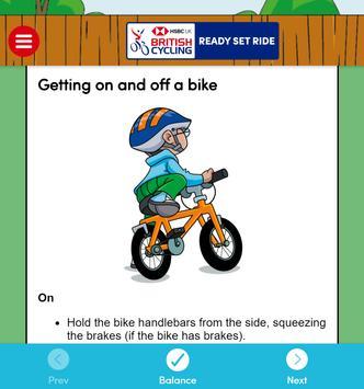 HSBC UK Ready Set Ride screenshot 12