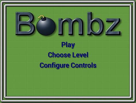 Bombz poster