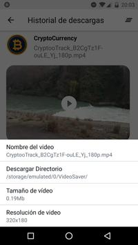 Video Downloader para Twitter captura de pantalla 3