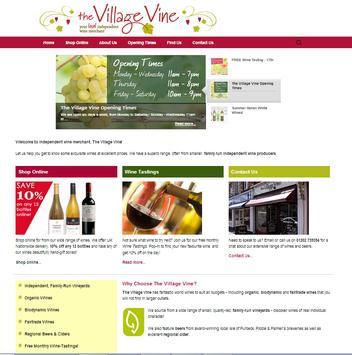 The Village Vine poster