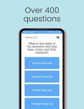 The Office Trivia Quiz постер