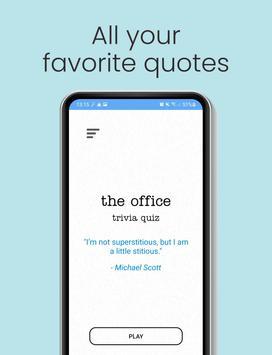 The Office Trivia Quiz скриншот 2