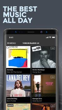 Virgin Radio UK screenshot 2