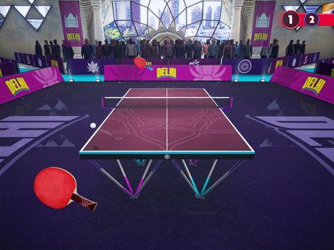 Ping Pong Fury capture d'écran 12
