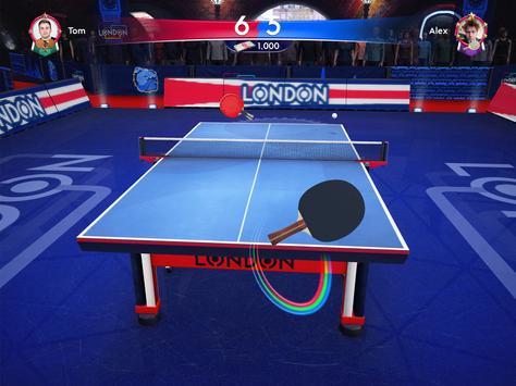 Ping Pong Fury capture d'écran 18