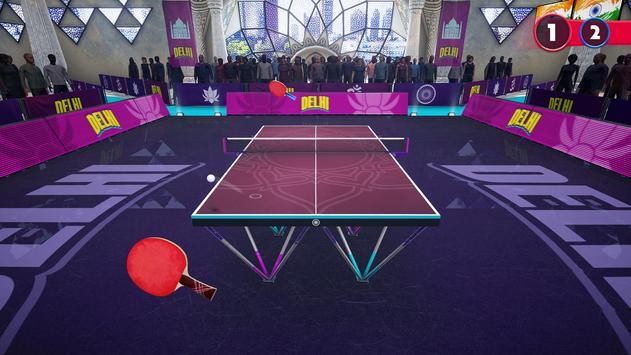 Ping Pong Fury capture d'écran 2