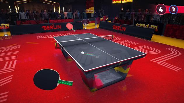 Ping Pong Fury capture d'écran 3