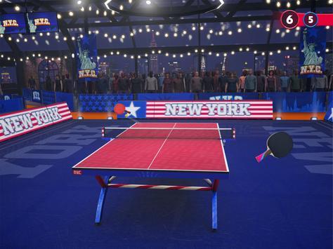 Ping Pong Fury capture d'écran 9