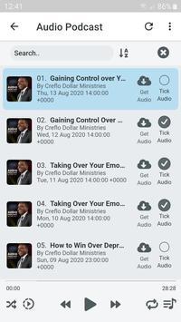 Creflo Dollar's Sermons, Podcasts & E-Books скриншот 6