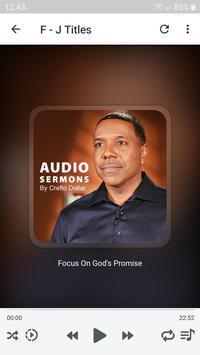 Creflo Dollar's Sermons, Podcasts & E-Books скриншот 14