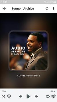 Creflo Dollar's Sermons, Podcasts & E-Books скриншот 19
