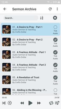Creflo Dollar's Sermons, Podcasts & E-Books скриншот 20