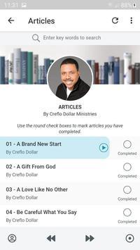 Creflo Dollar's Sermons, Podcasts & E-Books скриншот 17