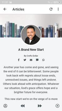 Creflo Dollar's Sermons, Podcasts & E-Books скриншот 18