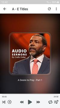 Creflo Dollar's Sermons, Podcasts & E-Books скриншот 3