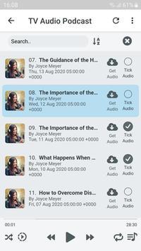 Joyce Meyer's Podcasts & Devotionals скриншот 2