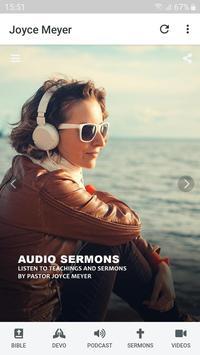 Joyce Meyer's Podcasts & Devotionals скриншот 9