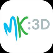 MK:3D icon
