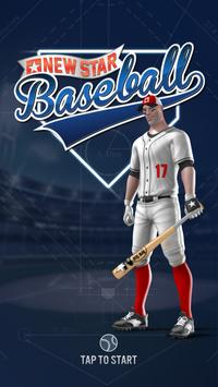 New Star Baseball poster