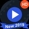 4K Video Player - Full HD Video Player - 4k Ultra アイコン