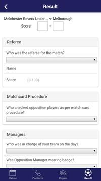 Selkent Matchcard screenshot 3