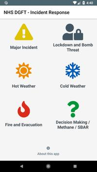 Incident Response poster