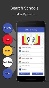 UK School Directory screenshot 1