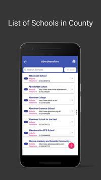 UK School Directory screenshot 2