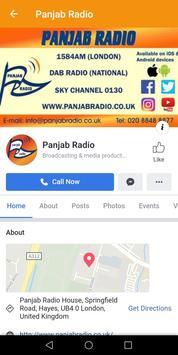PANJAB RADIO captura de pantalla 6