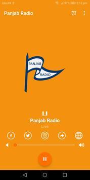 PANJAB RADIO captura de pantalla 8