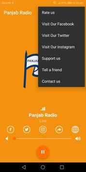 PANJAB RADIO captura de pantalla 1
