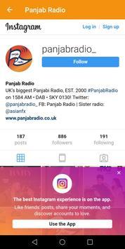 PANJAB RADIO captura de pantalla 3