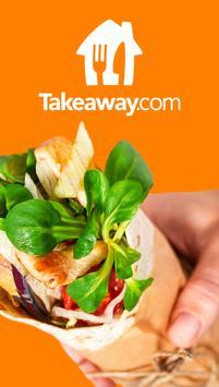 5 Schermata Takeaway.com - Order Food