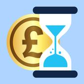 Time I$ Money icon