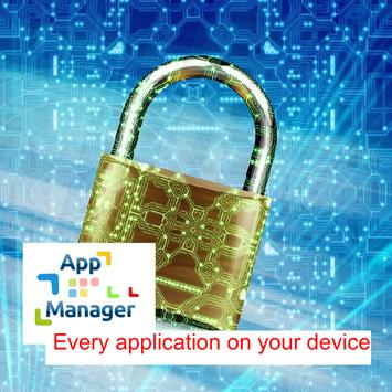 Applications Manager And RAM Checker poster