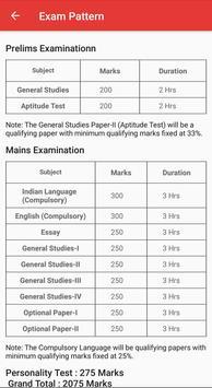 UPSC Exam Guide screenshot 3