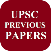 UPSC Solved Question Papers-All in one icon
