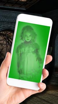Scan house for ghosts (Scary prank) plakat