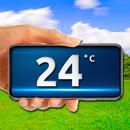 Ambient thermometer aplikacja
