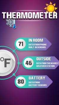Air temperature thermometer screenshot 4